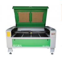 Buy cheap High Speed Laser Wood Cutting Machine , 1410 Reci Laser Engraving Cutting Equipment from wholesalers