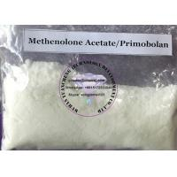 Buy cheap Natural Raw Steroid Powders Methenolone Acetate Primobolan For Bodybuilding 434-05-9 from wholesalers