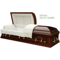 Buy cheap Wooden Casket & Coffin  Made from China (HT-0302) from wholesalers
