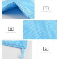 Buy cheap professional anti-static 3 layers microfiber cleaning cloth manufacturer from wholesalers