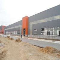 Buy cheap Professional Constructure Design Ligh Steel Structure Prefab Warehouse from wholesalers