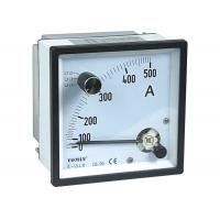 Buy cheap Panel Meters Analog Changeover Switch Voltmeters To Measure  , Extensive Reange Of Electrical Meter from wholesalers