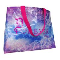 Buy cheap Custom Printed Non Woven Carry Bag Polypropylene Woven from wholesalers