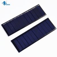 Buy cheap 0.3W Solar Module Panel ZW-9030 solar panel photovoltaic 5.5V cheapest solar panel for solar cell phone charger product