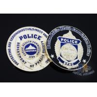 Buy cheap Creative Custom Challenge Coins No Minimum Pure Handmade Processing from wholesalers