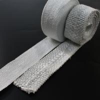 Buy cheap Pipe insulation texturized heat resistant fiberglass tape from wholesalers