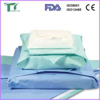 Buy cheap Medical healthcare sterilization crepe wrapping paper from wholesalers