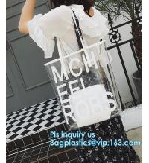 Buy cheap plastic makeup pouch PVC portable cosmetic bag, pvc tube handle bags,pvc clear plastic handle bags,pvc pipe handle bag from wholesalers