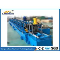Buy cheap PLC Control Automatic 2018 New tpye Storage Rack Roll Forming Machine Durable Long Time Service Time made in china from wholesalers