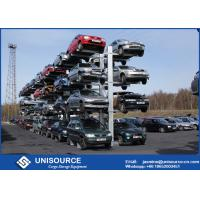 Buy cheap Outdoors Adjustable Arm Car Storage Rack For Mechanical Manufacturing Industry from wholesalers