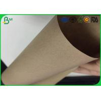 Buy cheap Eco Friendly Test Liner Board 914mm Brown Color In Roll SGS Certified from wholesalers