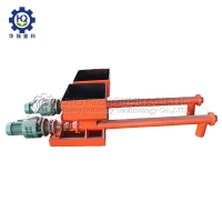 Buy cheap Powder Conveying 160mm Lab Tubular Screw Spiral Conveyor from wholesalers