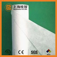 Buy cheap Wet Wipes Spunlace Non Woven Fabric Raw Material 40% Viscose And 60% Polyester from wholesalers