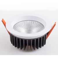 Buy cheap 8W / 15W Citizen High Luminous COB LED Down Lights Dimmable New Style For Ceiling from wholesalers