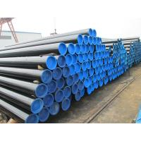 Buy cheap Shipbuild schedule 80 Carbon Steel Pipe ST37-2 , API 5L - X52 , ASTM A106 Gr.B product