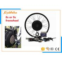 Buy cheap 500w 36v Electric Bike Kit , Brushless Hub Motor Kit With A Lifepo4 Battery from wholesalers