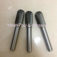 Buy cheap Shank 8mm Tungsten Carbide Polishing burrs-C1225M08 product