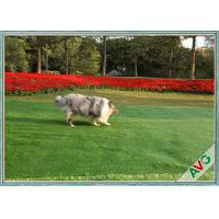 Buy cheap Residential / Commercial Landscaping Pet Artificial Turf With Monofil PE Curly PPE Materal from wholesalers
