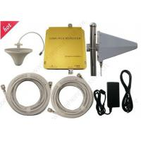 Buy cheap PCS/CDMA 850mhz/1900mhz dual band mobile phones signal repeaters from wholesalers