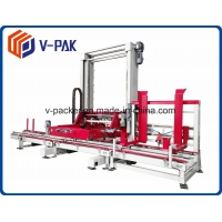 Buy cheap Coordinate  Pneumatic Floor Level Bulk Depalletizer Machine from wholesalers