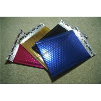 Buy cheap Pink Metallic Bubble Mailers 120x165 #FD-MO from wholesalers