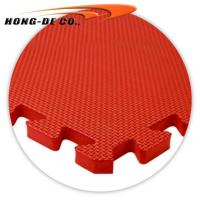 Buy cheap Non-toxic EVA Foam Floor with 24X24 Softer, Safety,Easy to Fix , Water-proof from wholesalers