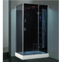 Buy cheap 10mm Tempered Glass Shower Enclosure with Stainless Steel Frame (MY-2469) product