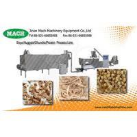 Buy cheap industrial Extruded soya meat production line from wholesalers