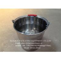 Buy cheap Food - Grade Stainless Steel Water Bucket , Water Barrel For Milk from wholesalers