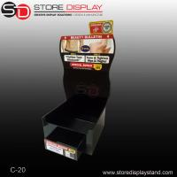 Buy cheap Plastic counter top display on the table from wholesalers