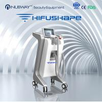 Buy cheap High frequency ultrasound machine portable HIFUSHAPE for fat reducing machine from wholesalers