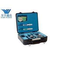 Buy cheap Handheld Connector Fiber Optic Inspection Microscope Probe One Click Cleaner Kit from wholesalers