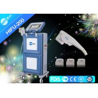 Buy cheap Vertical Ultra Therapy Skin Tightening Hifu Treatment Machine 60W Family Use from wholesalers