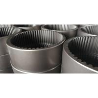 Buy cheap Corrosion Resistance Internal Spur Gear , Customized Steel Internal Tooth Gear from wholesalers