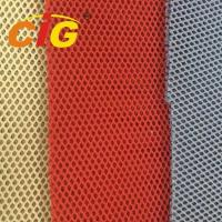 Buy cheap Non - Woven / Knitting Backing Spacer 100% Polyester Mesh Fabric For Cover from wholesalers