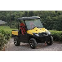Buy cheap Water Cooling 650CC Gas Powered Utility Vehicles Four Stroke With Gasoline Engine from wholesalers