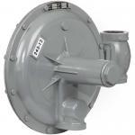 Buy cheap Model 243-12 High Flow Propane Regulator 125psi Pressure Reducing Valve from wholesalers