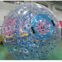 Buy cheap 1.70M TPU Bubble Ball Walk Water Human Ball Inflatable Rolling Ball Outdoor Snow Games from wholesalers