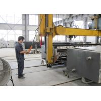4.8m mould MINGJIE AAC Block Plant , AAC Block Machine For Fly Ash Brick