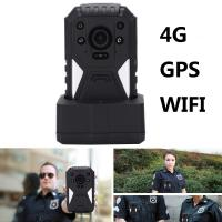 Buy cheap 4G Body Camera  4G Body Worn Police Video Camera With 1440P FULL HD Resolution product