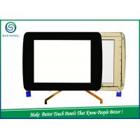 Buy cheap 3 Layers P / F / G 4 Wire Resistive Touch Panel 6.9 Inches For Medical Device product
