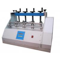 Buy cheap Footwear Durability Testing Equipment , Finished Shoes Bend Testing Machine product