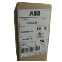 Buy cheap ABB Original Spare Parts 086318-001 086318-002  086318-501 DSQC639 3HAC025097-001 module from wholesalers