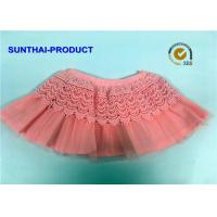 Buy cheap Customized Baby Girl Tutu Dress , 0 - 24 Month Old Toddler Girl Lace Dress from wholesalers