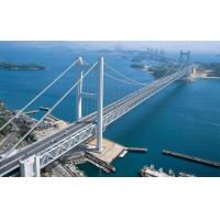 Buy cheap Simple Structure Steel Cable Suspension Bridge for Longest Spans River from wholesalers