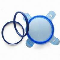 Buy cheap Optimal Aspect O-Rings for Food Container, Made of Food Grade Silicone, Available in Any Color product