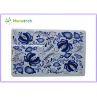 Buy cheap Plastic Credit Card USB Flash Drive Storage Device,Plastic id card usb pen drive from wholesalers