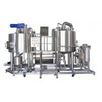 Buy cheap Micro Beer Brewery 300L 2 Vessel Brewing System Beer Brewing Mash Tun from wholesalers