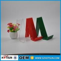 Buy cheap Hot sale! acrylic book holder, book end, Acrylic book stand from wholesalers