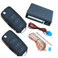 Flip Key Remote Engine Start Stop System Trunk Open Feature Siren Output